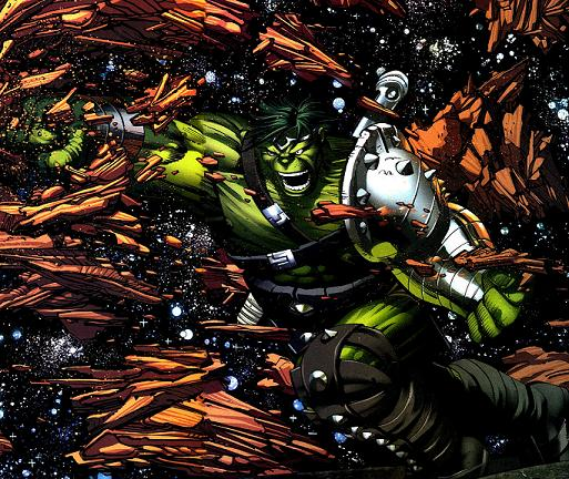 World War Hulk - Uninuni