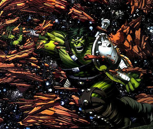World War Hulk - Uninuni