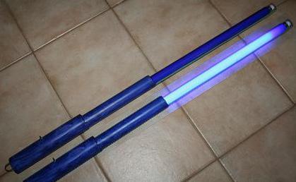 Duas espadas