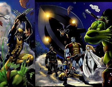 WWH: X-men - Uninuni